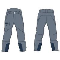SG Softshell hlače